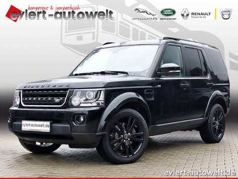 Land Rover Discovery SDV6 HSE Black-Pack