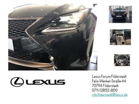 Lexus RC 300 h FSPORT Black-Edition 10years F-Sport F