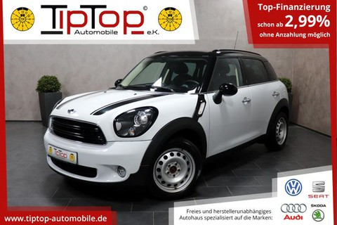 MINI Cooper D Country man SPORT