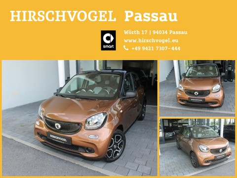 smart ForFour passion twin