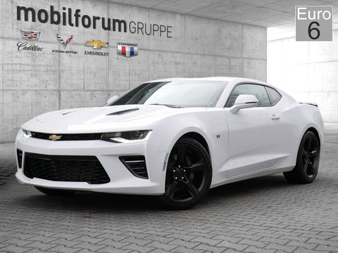 Chevrolet Camaro 2.9 V8 Coupe AT8 EFF