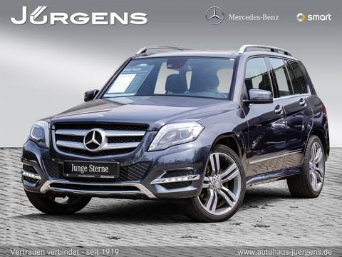 Mercedes GLK 220 Chrom-P 20 Park-A