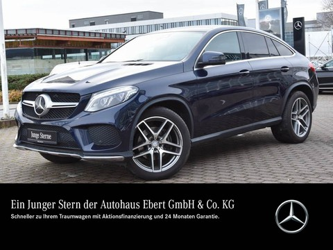 Mercedes-Benz GLE 350 d Coupe AMG PSD °