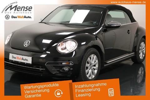 Volkswagen Beetle 2.0 TDI Cabriolet Design EasyEn