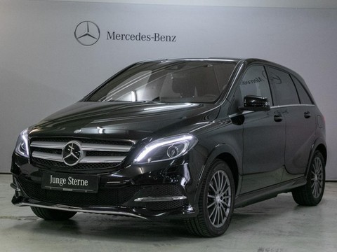 Mercedes B Electric Drive 250 e Style