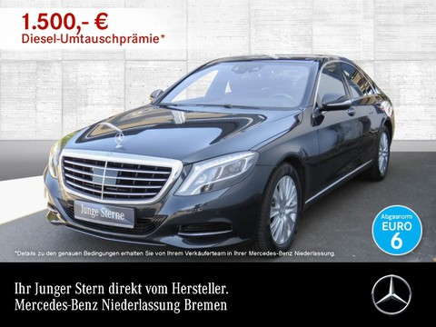 Mercedes S 500 undefined