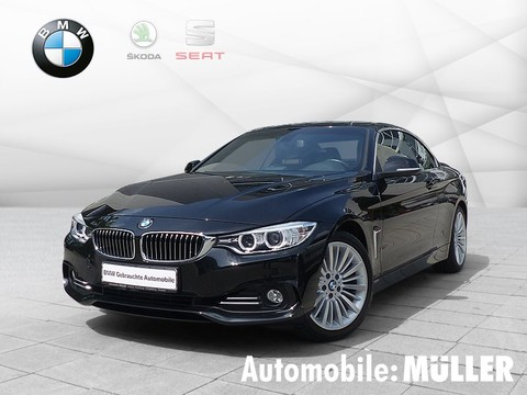 BMW 428 i Cabrio Luxury Line