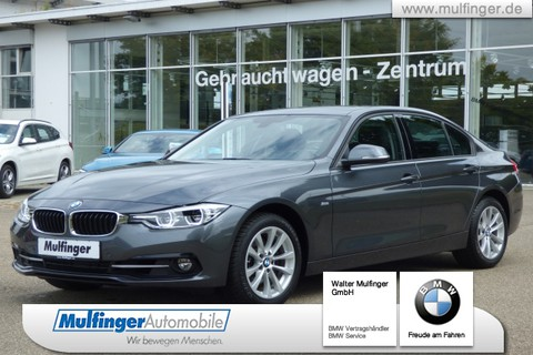 BMW 330 d xDr Sport Lenkradh Glasd