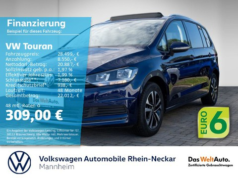 Volkswagen Touran 2.0 TDI United