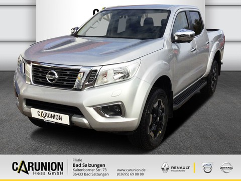 Nissan Navara DC N-CONNECTA 190PS 6MT