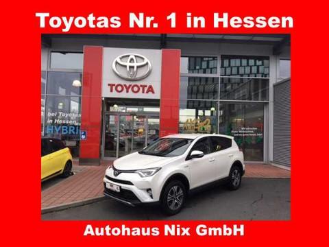 Toyota RAV 4 Hybrid Executive BSM RCTA EASYLOAD