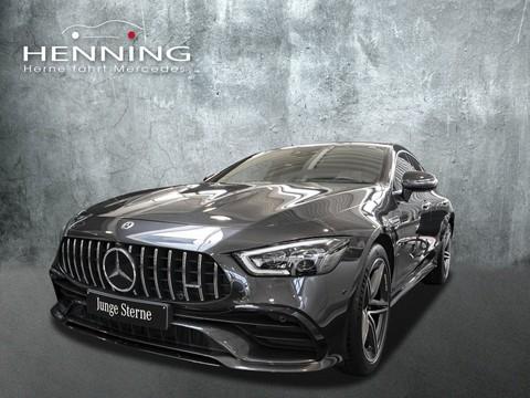 Mercedes-Benz AMG GT 43 Burmester Abgasanl