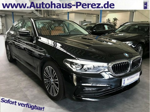 BMW 520 d Sport Line STOP&GO----KOMFORTZUGA