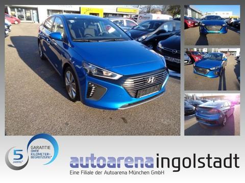 Hyundai IONIQ 1.6 Hybrid Style Hybrid