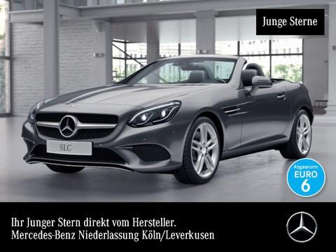 Mercedes-Benz SLC 250 d Sportpak Harman