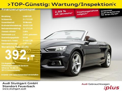 Audi A5 2.0 TFSI quattro Cabriolet Sport