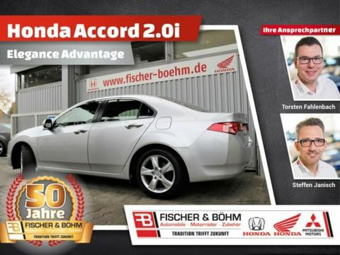 Honda Accord 2.0 Elegance Advantage
