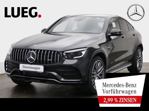 Mercedes-Benz GLC 43 AMG Coupé NIGHT 21 PERF ABGAS KEYLES