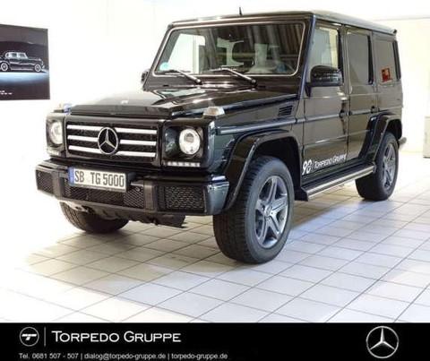 Mercedes G 500 SW L D