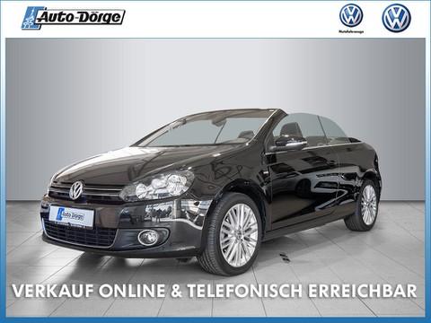 Volkswagen Golf VI Cabriolet CUP TE