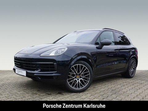 Porsche Cayenne Massagesitze 21-Zoll