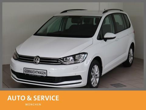 Volkswagen Touran 2.0 TDI Comfortline Clima   