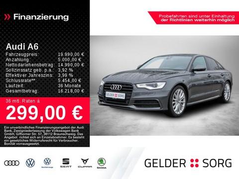 Audi A6 2.0 TDI Limousine ultra S-Line