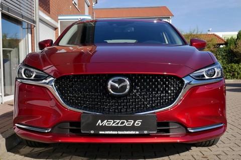 Mazda 6 2.0 l 5T 165 Exclusive-Line
