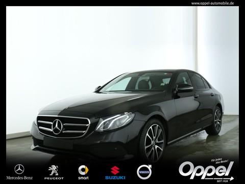 Mercedes-Benz E 200 Avantgarde Night Totwink