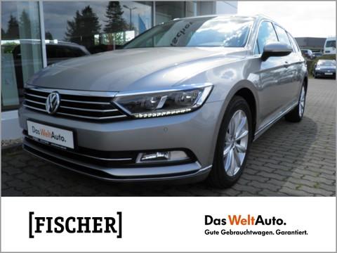 Volkswagen Passat Variant 2.0 TDI Highline ergo-Sitz