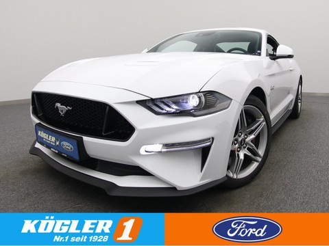 Ford Mustang GT Coupe V8 450PS Premium-P III