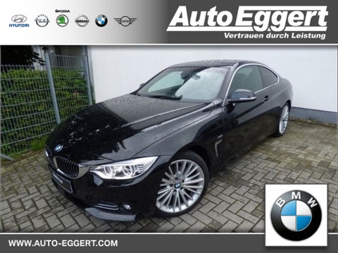 BMW 420 d Coupe Luxury Line INDIVIDUAL