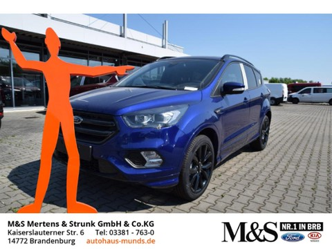 Ford Kuga ST-Line Sony