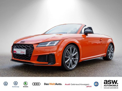 Audi TTS 2.0 TSI quattro Roadster