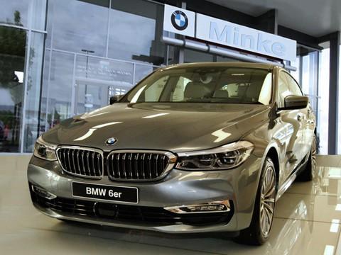BMW 640 i xDrive Gran Turismo Luxury Line