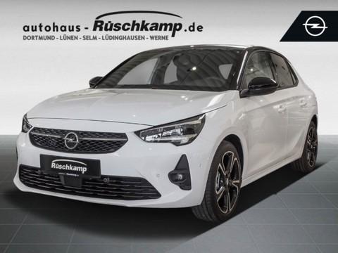 Opel Corsa 1.2 F Line Turbo e-Sitz Rück