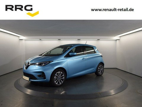 Renault ZOE II INTENS 52kWh zzgl Batterie Miete