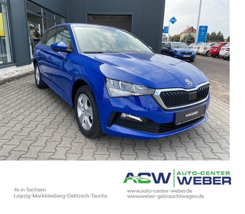 Skoda Scala 1.0 TSI Cool Plus dt Aus