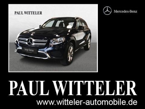 Mercedes-Benz GLC 250 Exclusive u Chrom-Paket Rückfah