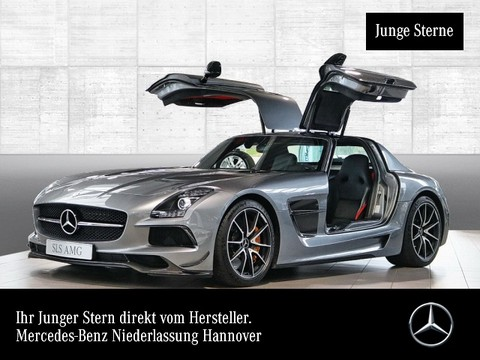 Mercedes-Benz SLS AMG Black Series Aero Deutsches Fzg