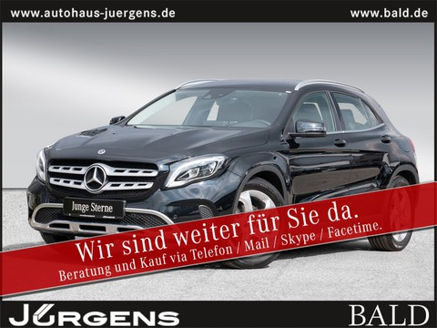 Mercedes-Benz GLA 200 Urban 18