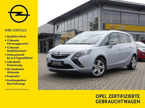 Opel Zafira Tourer Business Innovation