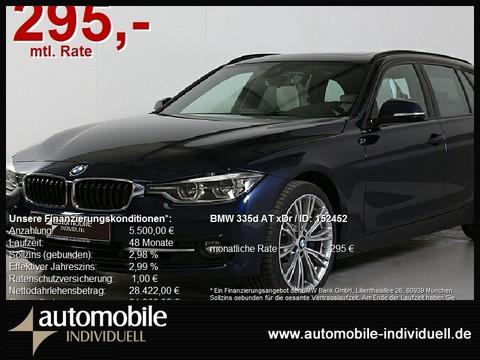 BMW 335 d xDr Sport Line H&K Lenkra