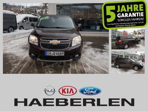 Chevrolet Orlando 1.4 LT und