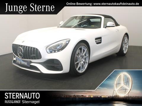 Mercedes-Benz AMG GT R ÃCam Spur PerfSitze Burm KeyGo