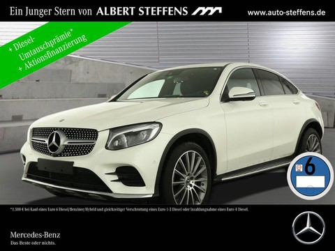 Mercedes GLC 300 Coupe AMG 77T€