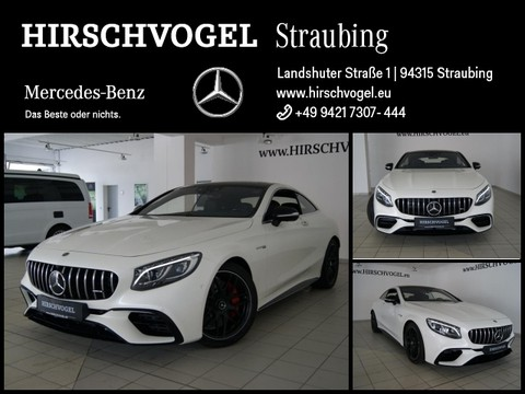 Mercedes-Benz S 63 AMG DRIVERS-PACKAGE Night Exklusiv HUP