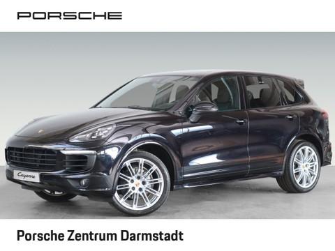 Porsche Cayenne Diesel Platinum SportDesign Paket