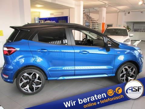 Ford EcoSport ST-Line # # #