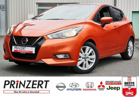 Nissan Micra 1.0 N-WAY Safety